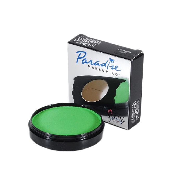 Paradise Makeup AQ Pastel Vert Clair