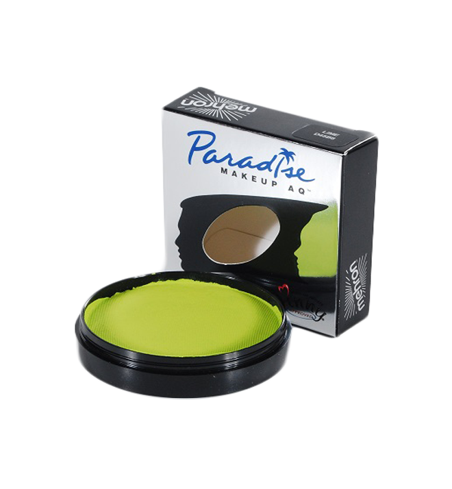 Paradise Makeup AQ Tropical Citron Vert