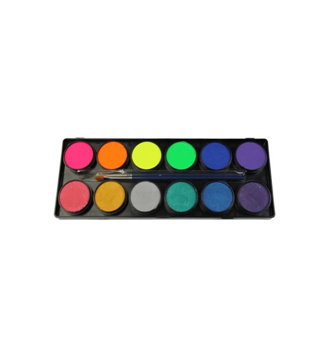 Diamond FX essential palette