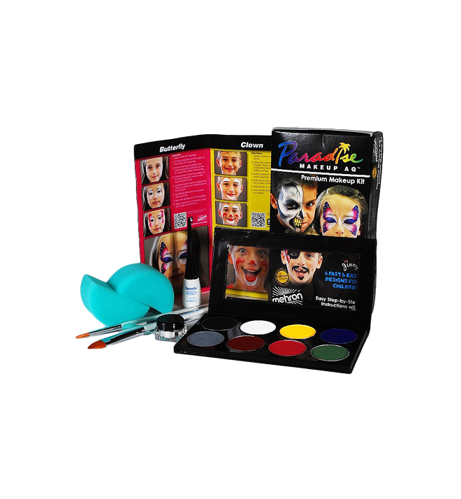Kit de maquillage pour enfants - Paradise