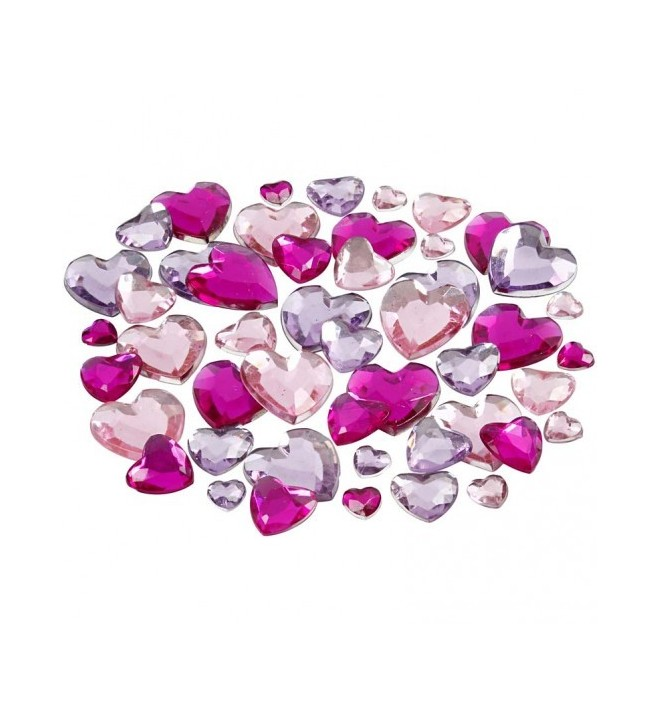 strass-harmonie-coeur-violet-rose