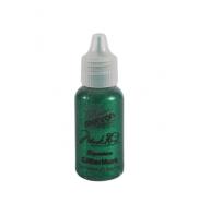 Glittermark Vert par Mehron
