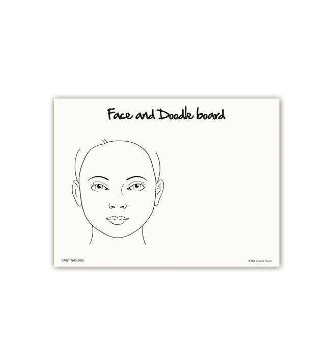 Practice Board - Single woman board