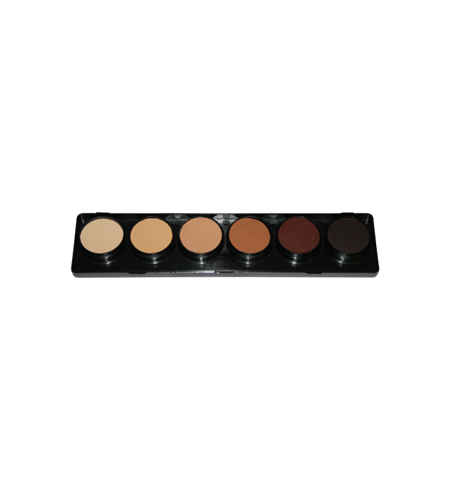 Cameleon essencial palette