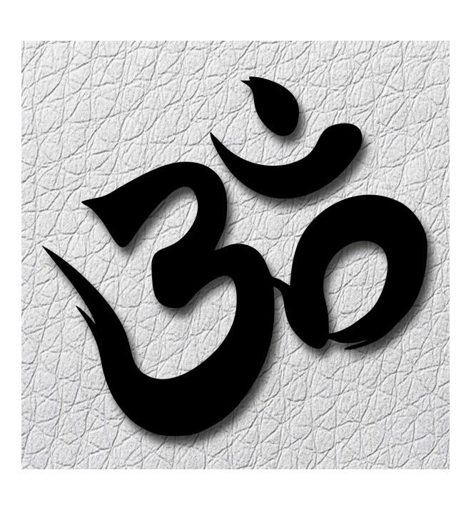 Ohm Symbol Planet Body Art