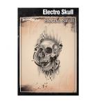 Electro Skull Tattoo Pro