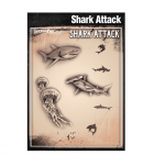 Shark Attack Tattoo Pro