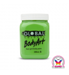 Body Art Ultra Blue by Global Colours