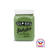 Body Art Green Olive by Global Colours