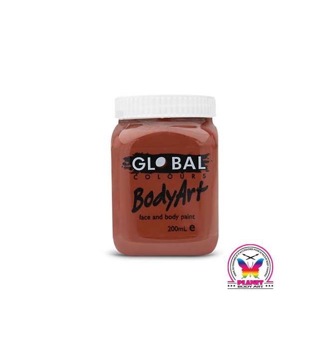 Body Art Brown by Global Colours