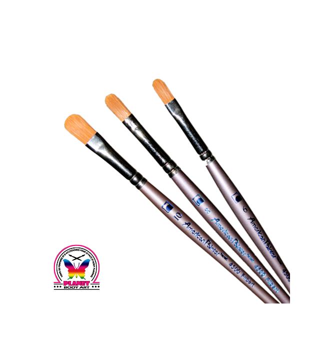 Filbert Brushes Loew-Cornell