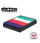 Rainbow cake Holland Global Colours