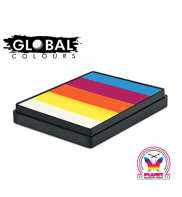 Rainbow cake Maui Global Colours