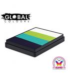 Rainbow cake Greenland Global Colours