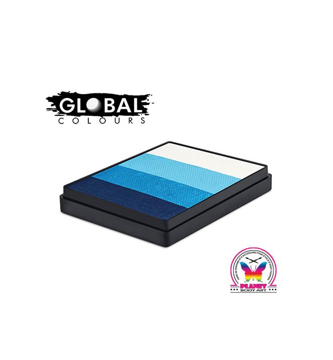 Rainbow cake Antartica Global Colours