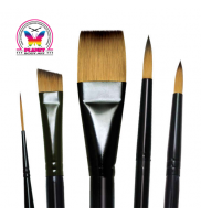 Set of 5 various brushes Royal Majestic