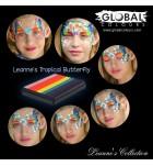 Rainbow Leanne's Tropical Butterfly Global Colours