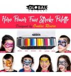Palette Leanne's Tropical Global Colours