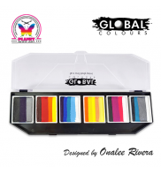 Palette Onalee Rivera by Global Colours