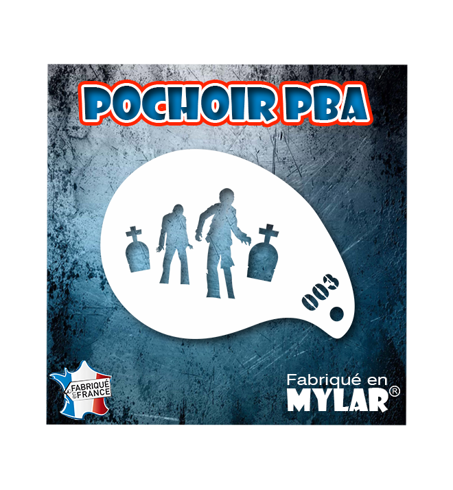 Pochoirs PBA Mini 003
