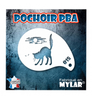 Pochoirs PBA Mini 015