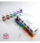 Lazer Chunky Glitter Mix 6-pack