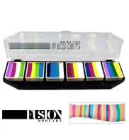 Color Punch Palette by Fusion Body Art