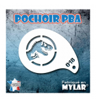 Pochoirs PBA Mini 018
