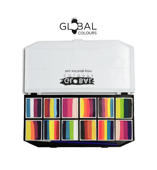 Palette Variety Global Colours